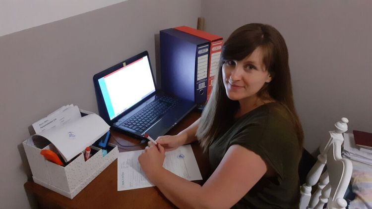 Serbia: Lidia does admin work for OM Serbia. More Info