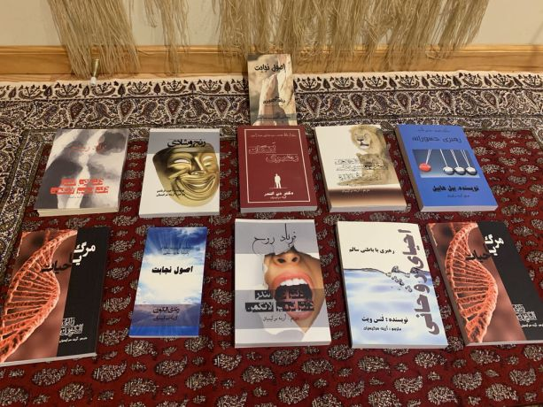 Iran: As the church in Iran grows, Christian resources smuggled in on SD cards and USB sticks are a critical aspect of discipling and training. More Info