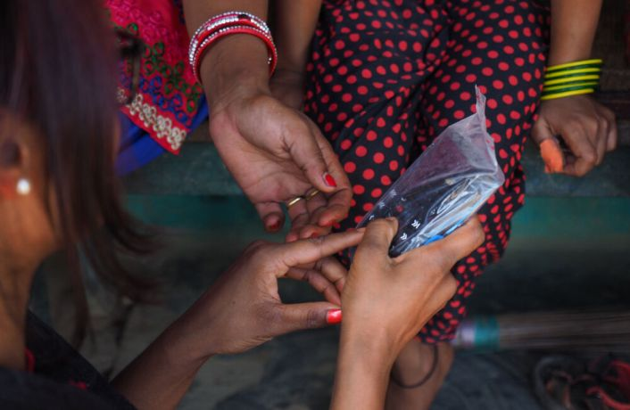 South Asia: In remote places where literacy rates are low, the use of audio bibles has been a big blessing to the growth of individuals and their walk with Jesus. More Info