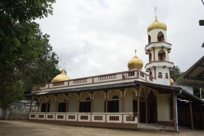 Thailand: Mosque in Thailand. Photo by Ellyn Schellenberg. More Info