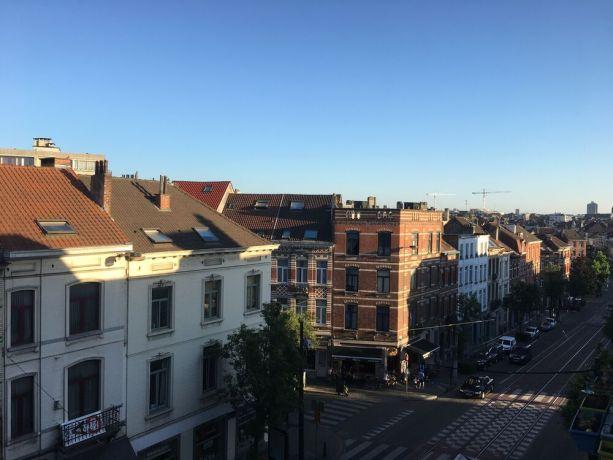 Belgium: Street in Etterbeek, Brussels. Photo by Michelle Veliz. More Info