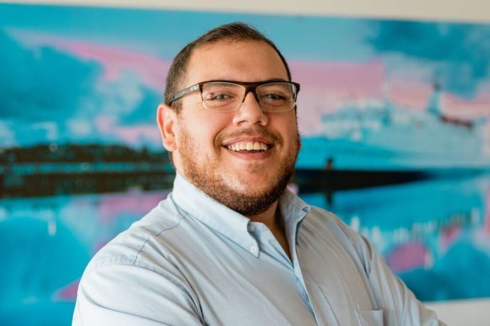 Ships: Logos Hope :: Crewmember Max Albornoz (Argentina) joined the ship in 2020. More Info