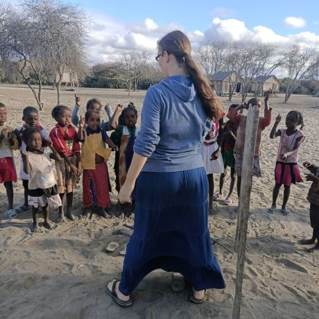 Madagascar: Deborah (UK) participates in ministry at villages of the Androy region of Madagascar. More Info