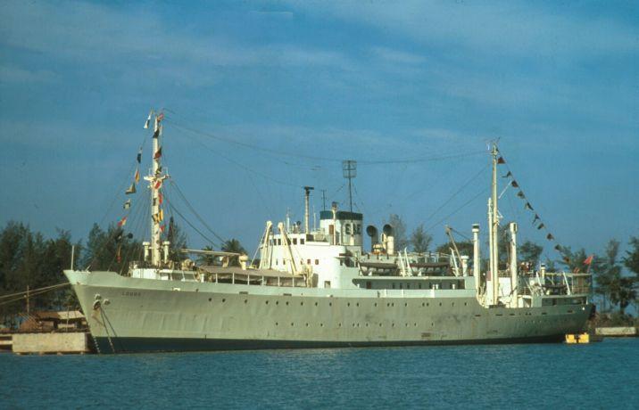 Ships: OM Ships :: OMs first vessel, Logos. More Info
