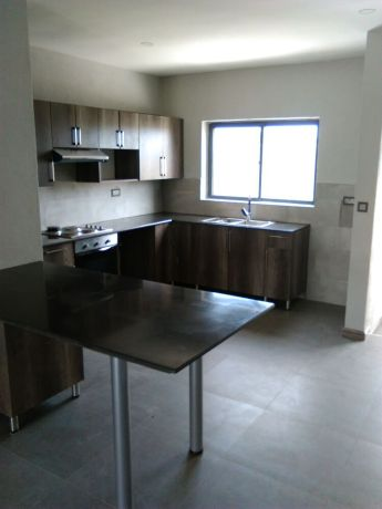 Zambia: Impact Multiplied - New kitchen at home in Kabwe, Zambia. More Info