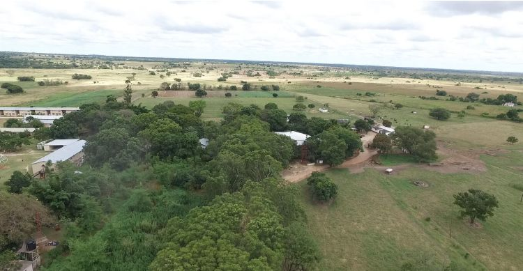 Zambia: Undeveloped land at Maplehurst Farm in Kabwe, Zambia. More Info