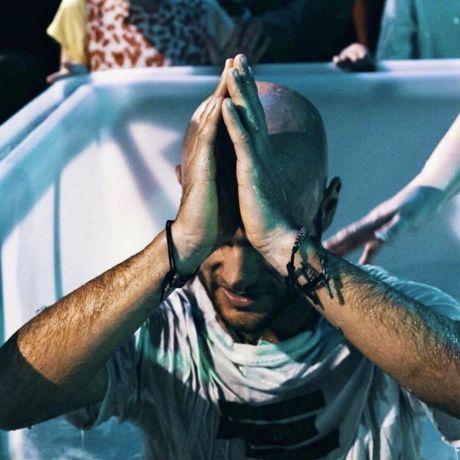 Netherlands: Robbie Smitskamp being baptised in Melbourne, Australia on September 10, 2017. More Info