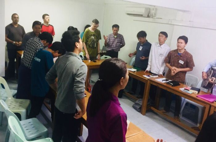 Myanmar: An associate pastor at a church in Myanmar is pursuing his love for sharing Christs love with others - and empowering others to do the same. More Info
