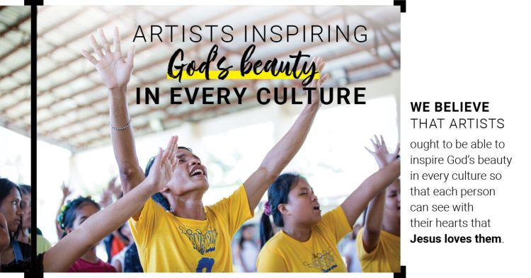 International: Artists Inspiring Gods Beauty in Every Culture More Info