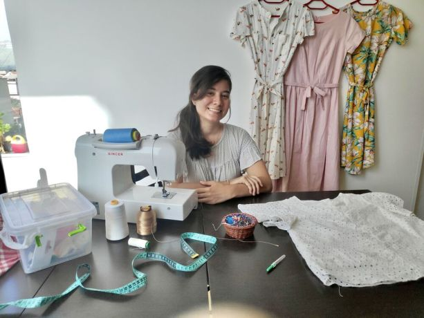 Albania: A fashion designer from Mexico will use her fashion designing skills to teach and empower Albanian women. More Info