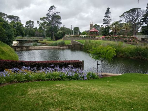 South East Asia: A recreation park at Strathalbyn, a town just outside Adelaide. More Info
