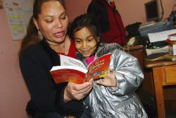 Spring 2010 the Arli, a Roma people living in Serbia, received the My First Bible - one of the first books in their language.