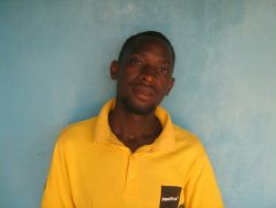 Zambian Charles lives for Jesus after being mentored by his sports coach.