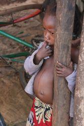 The church in Manakara, Madagascar, serves its purpose, bringing light and hope.
