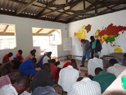 The Siabuwa Missions Conference is missions conference to help pastors be equipped for for the task of reaching others