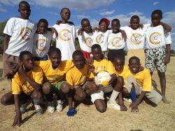 Shining Stars is a team of young boys who enjoy playing soccer but their coa