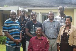 First intake of the OM Zimbabwe Training program