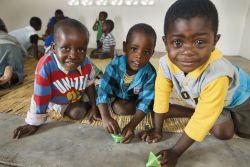Children in pre-school