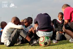 Developing young Boys in Mamelodi