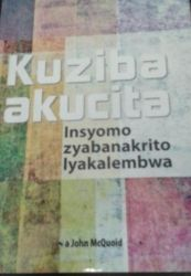 Kuziba Akucita - Knowing and Doing, is a book about discipleship and the first theological book translated into the Tonga dialect of the Tonga people living in Zimbabwe.