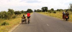 Highlights of the Ride2Transform cycling event in Malawi was the encounters with the beautiful Malawian people.