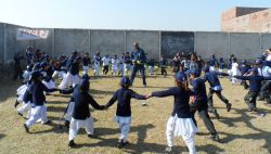 Fun and games all day at Pakistan Kids Games.