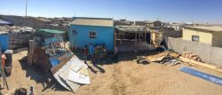 Walvis Bay, Namibia :: An overview of Rock of Faith Ministries and the surrounding area.