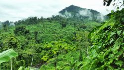 El Piste, a mountain in the heart of the jungle and indigenous reserve, San Jose Cabecar.