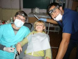 Repairing the smiles of orphans in the Ukraine