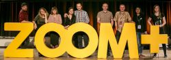 Zoom Mission conference team. OM Poland partnership with local church and volunteers
