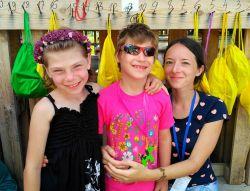 The Hobbit, summer evangelism camp for special needs kids with mental disabilities, in Ukraine.