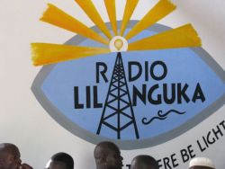 Let there be light in Malawi as Radio Lilanguka takes to the airwaves.