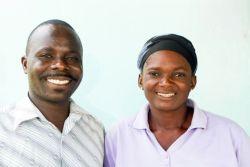 Kelvin and Florence Chibuye are missionaries on Crocodile Island in Lake Tanganyika, Zambia.